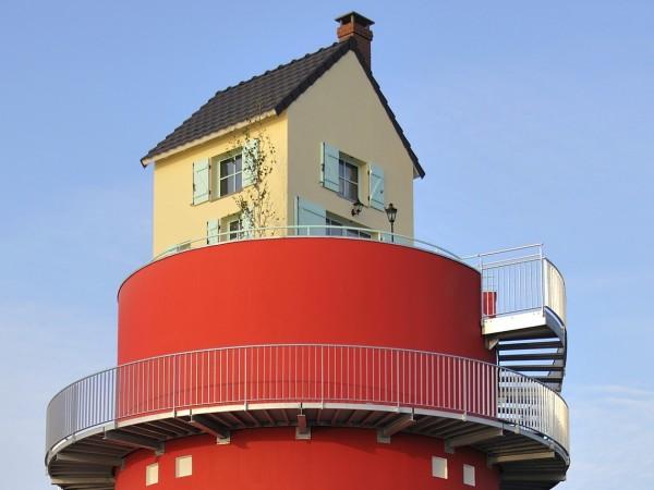 Une nuit insolite la villa chemin e vue 360 15 m tres de haut sur ch - Hebergement insolite nantes ...