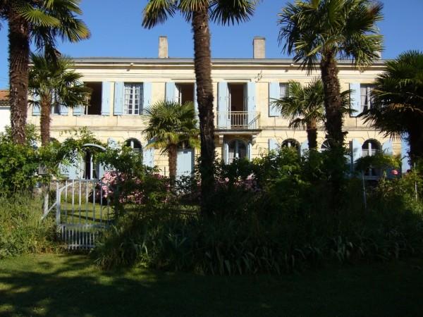 Chambre d 39 h tes les palmiers du port chambre d 39 h tes barsac - Les palmiers du port barsac ...