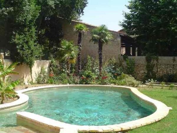 Chambre d 39 h tes villa juliette chambre d 39 h tes p zenas - Pezenas piscine ...