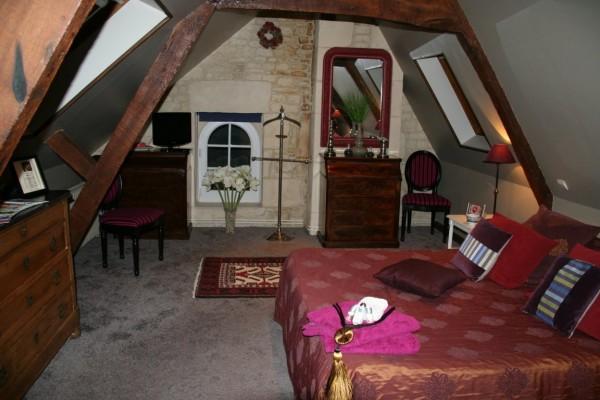 chambre d 39 h tes le clos saint martin chambre d 39 h tes caen. Black Bedroom Furniture Sets. Home Design Ideas