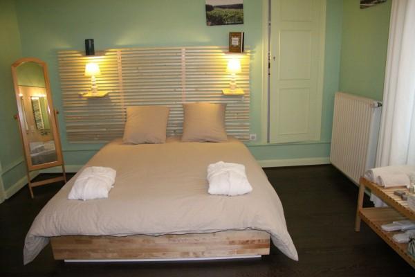 chambre d 39 h tes les epicuriens chambre d 39 h tes pernay. Black Bedroom Furniture Sets. Home Design Ideas