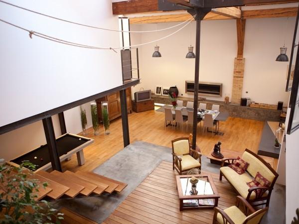 chambre d 39 h tes vasion loft chambre d 39 h tes lyon. Black Bedroom Furniture Sets. Home Design Ideas