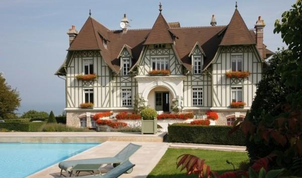 Chambre d 39 h tes manoir de b nerville chambre d 39 h tes benerville sur mer - Deauville chambre d hote ...