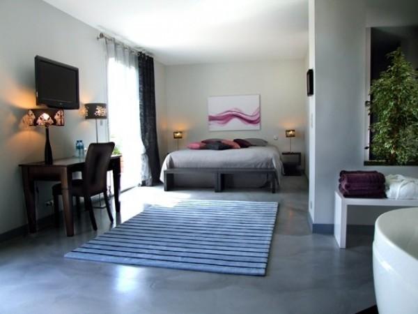 chambre d 39 h tes la villa c cile chambre d 39 h tes vouh. Black Bedroom Furniture Sets. Home Design Ideas