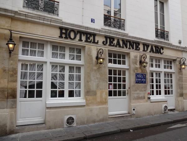 H Tel Jeanne D 39 Arc H Tel Paris