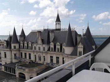 H tel hotel le trianon h tel arcachon for Apart hotel arcachon